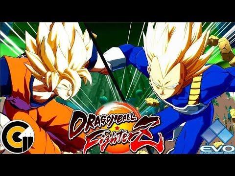 Evo 2018 - Dragon Ball Fighter Z   Top 8   Grand Finals (SonicFox, Fenritti, GO1, Kazunoko, moke)