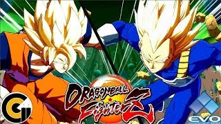 Evo 2018   Dragon Ball Fighter Z   Top 8   Grand Finals (SonicFox, Fenritti, GO1, Kazunoko, moke)