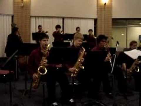 Sing, Sing, Sing - THSS Senior Jazz Band (February 2007)