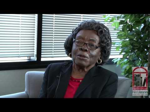 Augusta Phillips interviewed by Mattie Hubbard