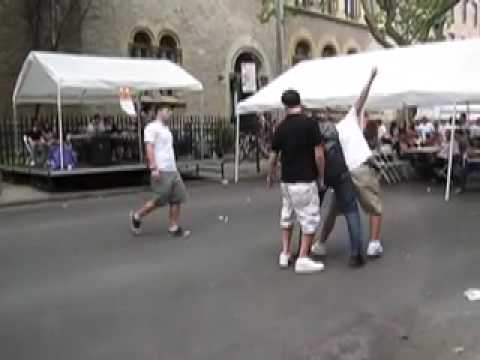 More Dancing at Lebanese Food Festival Brooklyn Heights