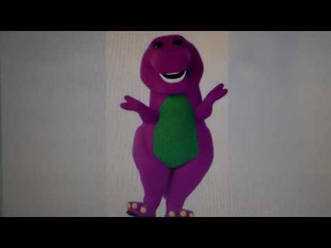 Barney Impression : Dean Wendt Version