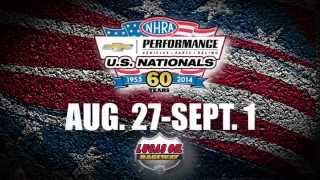 See the action at the Chevrolet Performance U.S. Nationals!
