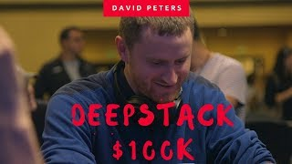 Poker Pro David Peters Eyeing $1.5 Million
