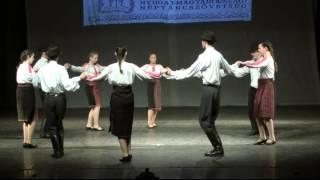 Kemenesalja néptánccsoport Celldömölk- Pál András- Moldvai táncok Thumbnail