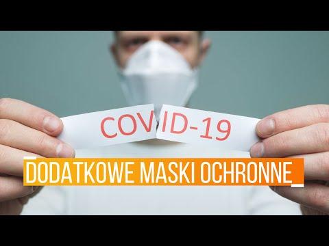 Dodatkowe Maski Ochronne