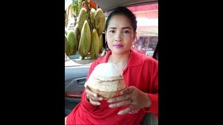 How To Cut Coconut
