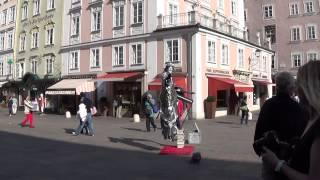 Вена - Зальцбург -  Мюнхен ( дорога)( без монтажа)