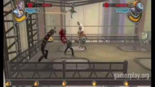 Spyborgs Nintendo Wii video game trailer
