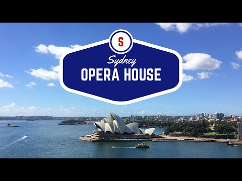 Interesting facts about the SYDNEY OPERA HOUSE // Curiosidades sobre la OPERA DE SYDNEY