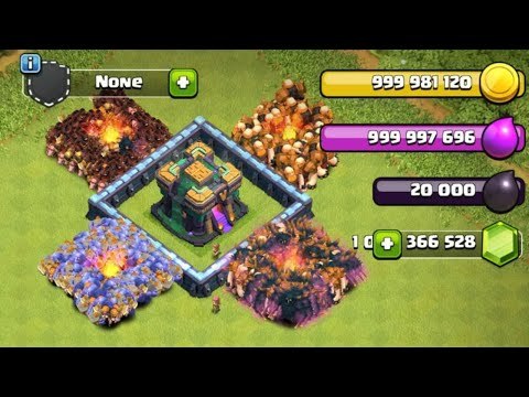 How To Download Clash Of Clans Hacked Version | 100 ℅ Working With Proof | Links In Description Coc