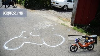 «Dashin ti pé apel so mama», raconte une voisine