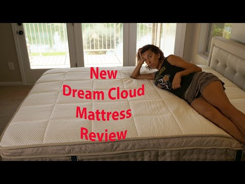 DreamCloud Mattress Review New Version