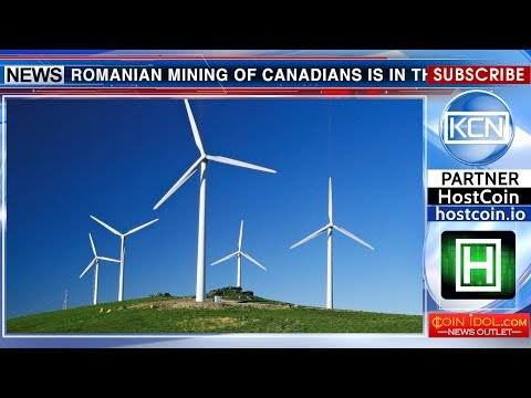 Romania: Canadians invest in wind energy mining