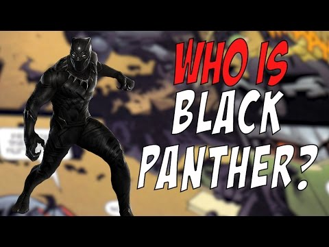 Who is Black Panther? 5 reasons why the 'Civil War' star will be your new favorite hero