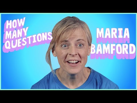 Maria Bamford Has A Sexy Pool Boy - How Many Questions