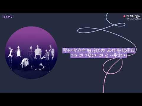 [全碟中字] 防彈少年團 방탄소년단 - LOVE YOURSELF '轉' TEAR