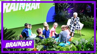 Maye Musk Answers the Best Questions About Parenting from Kids at Brain Bar