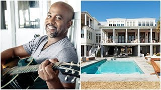 Tour Country Star Darius Rucker's Charming Charleston Home