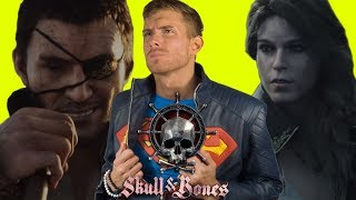 SKULL AND BONES GAMEPLAY ANGRY REACTION | SK Reacts