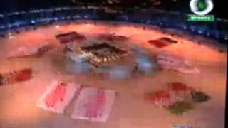 Commonwealth Games Opening Ceremony India 2010 Part 1