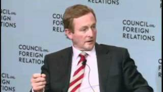 A Conversation with Enda Kenny