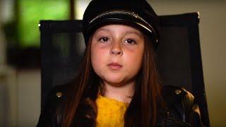 Ева Шалдыбина — фотомодель, номинантка ТОП-100 «Будущее Украины. Дети»-2019