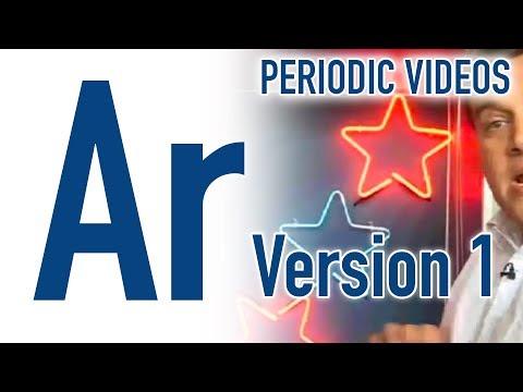 Argon - Periodic Table of Videos