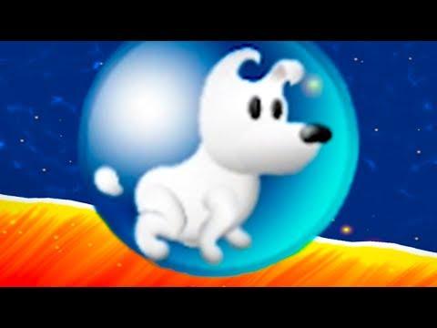 ПЕСИК МИМПИ #4 Приключение Кида и Mimpi во сне. Пещера чудес. Песик выбирается из лавы в пузыре