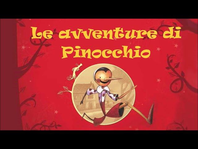 Episodio 1 - Le Avventure di Pinocchio (Presentazione)