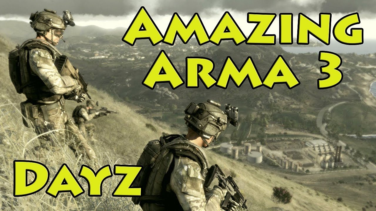 Awesome Dayz Mod for Arma 3 - AWG Dayz Arma 3
