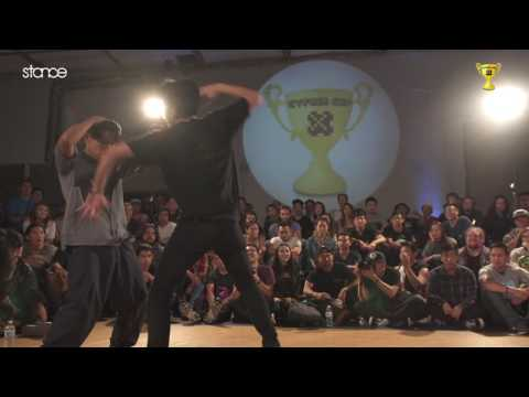 Jerz vs Almac (18 & Under Final) ►.stance ◄ Cypher Cup X