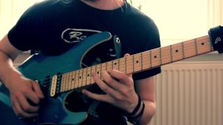 Andy James Guitar Academy Dream Rig Competition - Jack Gardiner