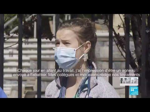 Coronavirus aux États-Unis: Le pire bilan jamais enregistré sur 24 heures dans un pays