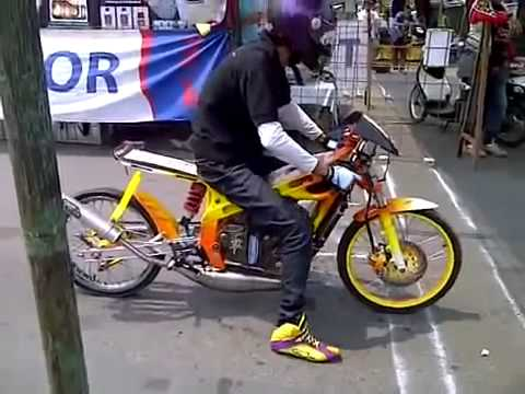 needfullspeed drag race motor lampung indonesia   youtube