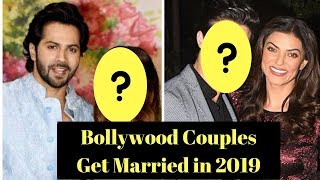 Great News! 8 Bollywood Couples who Get Married in 2019 - bollywood couples to get married in 2019