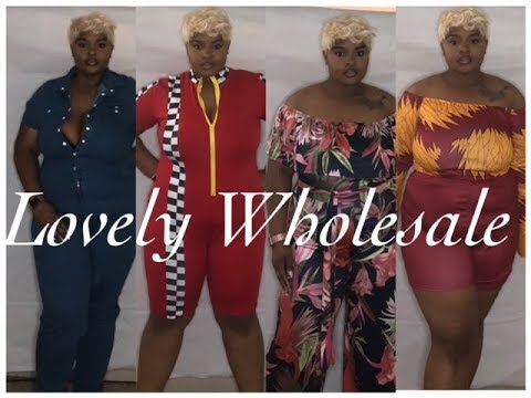 Plus Size Try-On | Lovely Wholesale Review