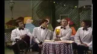 dieter thomas heck ilja richter knud kuntz rainer holbe in der schlagerkche 1974