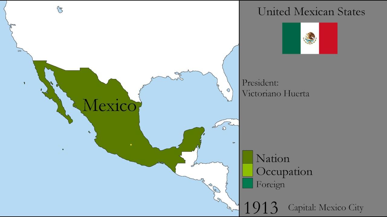 History of Mexico: 1821-2017 - YouTube