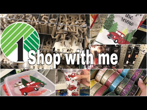 7 days of |Dollar Tree Shop with me (no music)