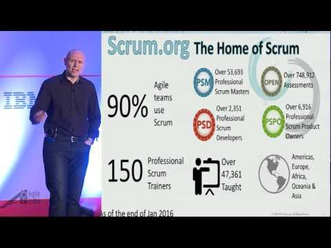Keynote: SCRUM, the Next 21 Years