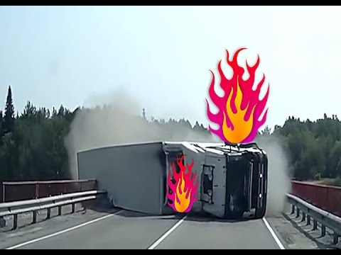 Thumbnail: 5 MIN of Fails Cars and Trucks #1 - NEW Compilation Best Ultimate