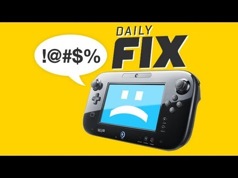 huge wii u problems batman arkham origins multiplayer ign daily fix youtube. Black Bedroom Furniture Sets. Home Design Ideas