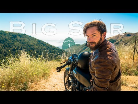 The Secret Military Road to Big Sur |  California Motorcycle