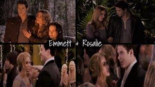 Twilight Emmett And Rosalie Stronger