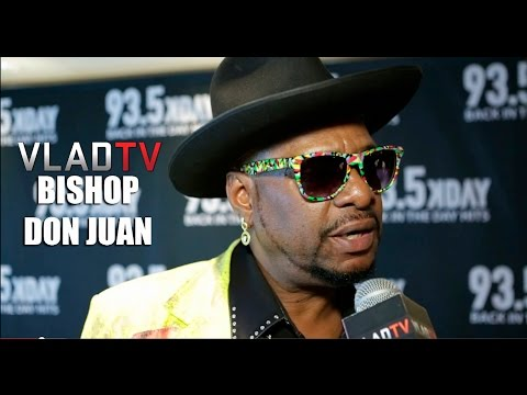 Bishop Don Juan: I Personify What Hip-Hop Talks About