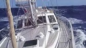 Yacht Delivery - Nauticat 331 - Beaulieu to Portavadie - YouTube
