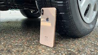iPhone XS Max vs CAR 2