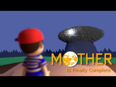 MOTHER / EarthBound Beginnings Commercial Remake