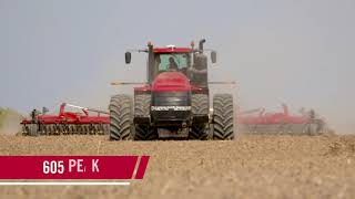 Case IH Steiger Tractors featuring CVXDrive Transmission, Central Illinois Ag